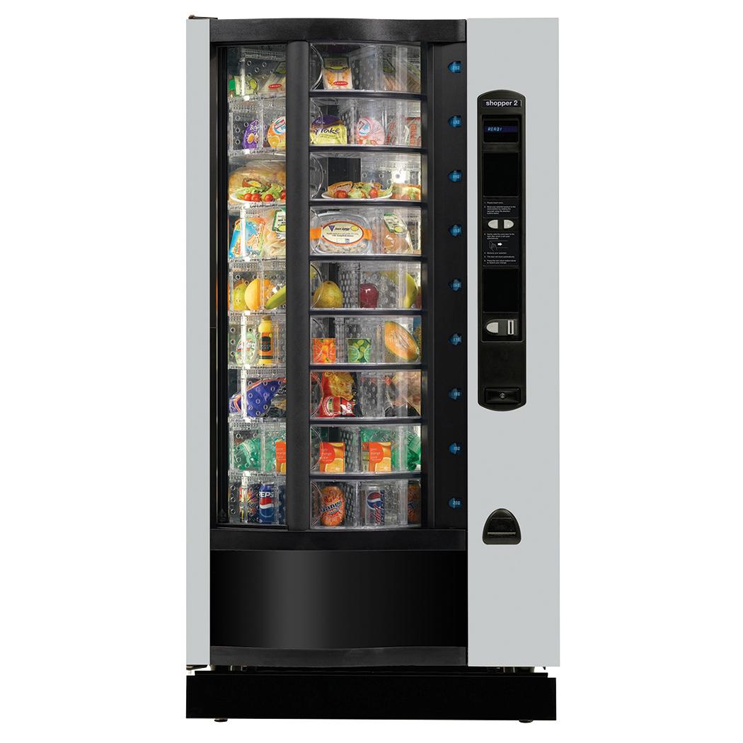 Uk Food Vending Machine