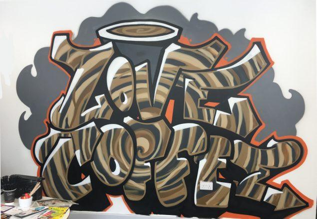 Broderick's Mural